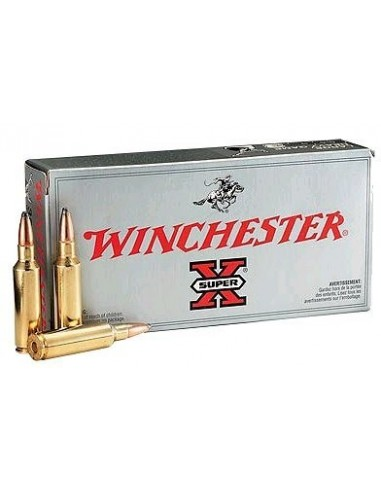Munición Winchester