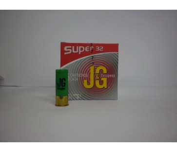 Cartuchos J&G Super 32
